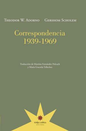 Portada de Correspondencia 1939-1969