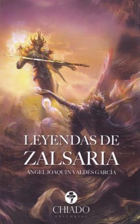 Portada de Leyendas De Zalsaria
