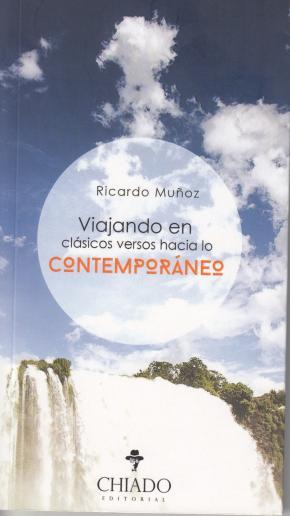 Portada de Viajando En Clasicos Versos Hacia Lo Contemporaneo