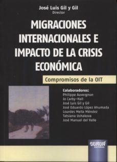 Portada de Migraciones Internacionales E Impacto De La Crisis Economica