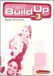 Portada de Build Up 3 Basic Pract (3º Eso)