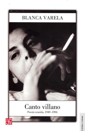 Portada de Canto Villano: Poesia Reunida, 1949-1994
